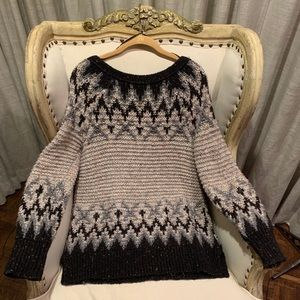 Free People Sweaters - Free People oversized chunky sweater